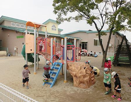 恵光学園第二幼稚園外観