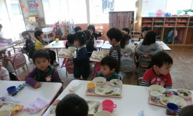 第2幼稚園幼児部の新学期のようすです
