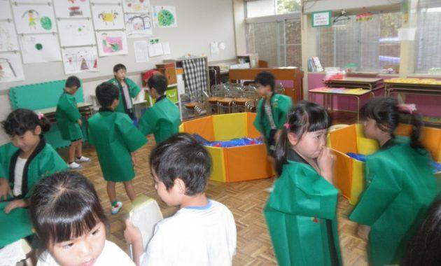 第2幼稚園の夏祭りのようす
